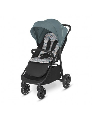 Baby Design Wózek spacerowy Coco Turquoise 2021