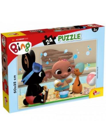 Lisciani Puzzle Bing 24 elementy 3+