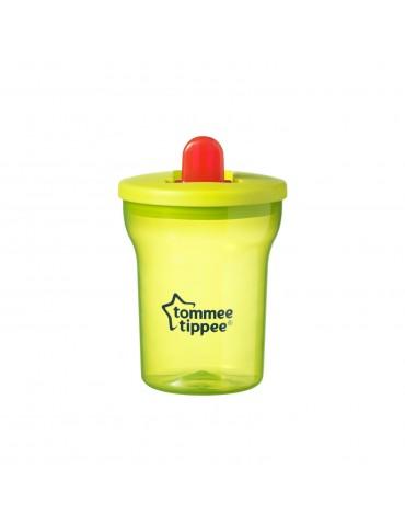 Kubek pierwszy bez uchwytów Essential 4m+200ml zielony Tommee Tippee