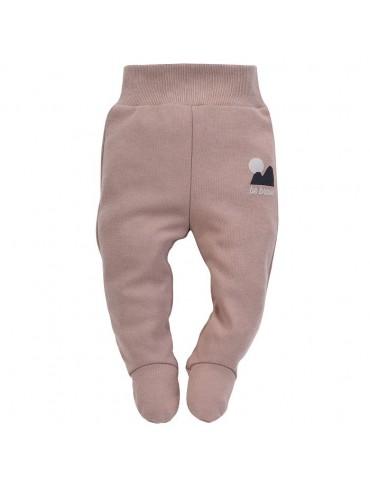 Pinokio Półspioch niemowlęcy bawełniany beżowy Dreamer 56-68
