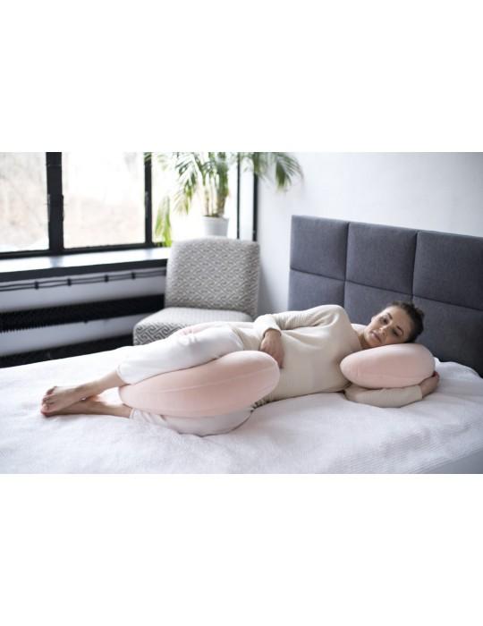 Motherhood Kojec dla kobiet w ciąży Premium classic różowy