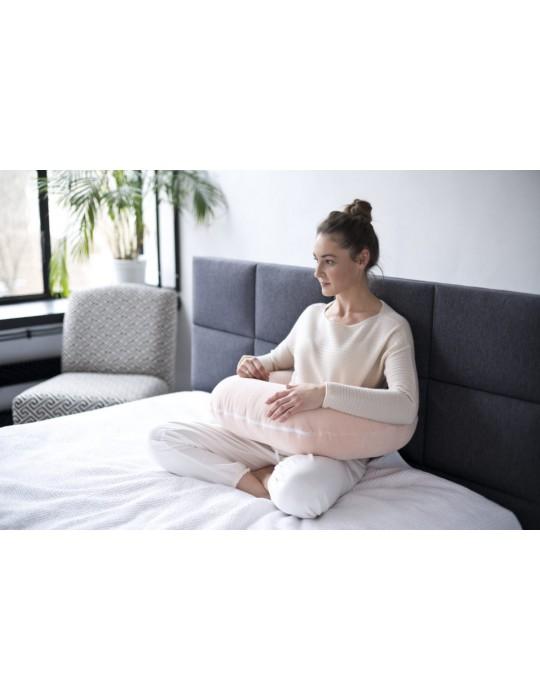 Motherhood Poduszka Fasolka Premium classic różowy