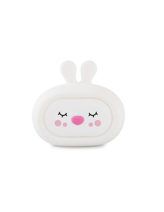 InnoGio Lampka silikonowa szumiąca Giosleepy Bunny