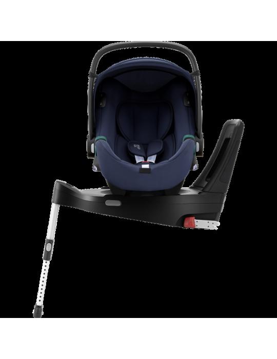 Britax Romer Baby-safe iSense fotelik samochodowy z bazą 0-13kg indigo blue