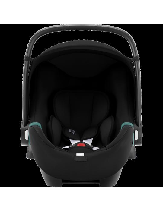 Britax Romer Baby-safe 3 i-size fotelik samochodowy z bazą 0-13kg space black