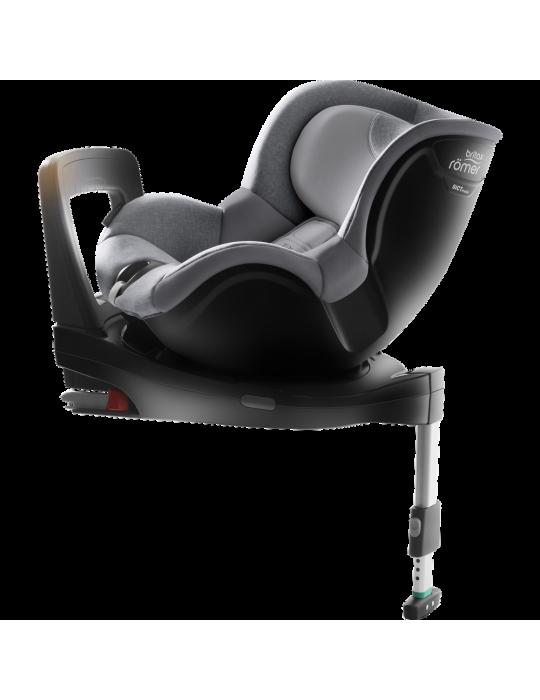 Britax Romer Dualfix M i-Size obrotowy fotelik samochodowy 0-18kg Grey marble