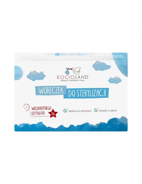 Bocioland Woreczki do sterylizacji 20 sztuk