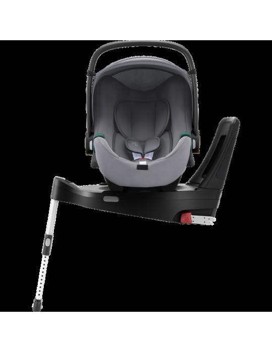 Britax Romer Baby-safe 3 i-size fotelik samochodowy z bazą 0-13kg frost grey