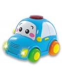Pojazdy strerowane z kierownicą - Autko Smily Play