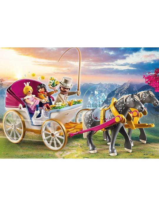 Playmobil Romantyczna bryczka