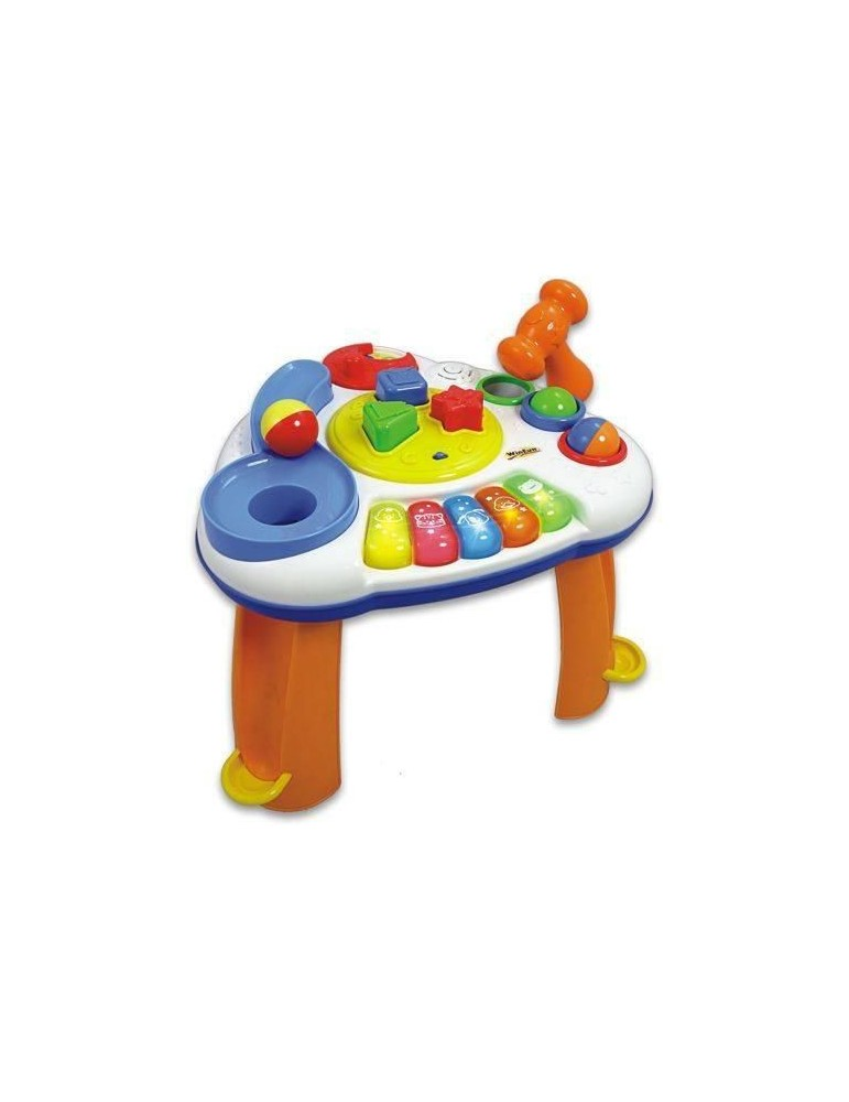 Stoliczek z piłeczkami Smily play