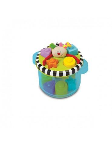 Muzyczny sorter Kooky Taf Toys