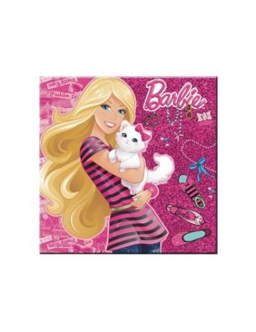 Podobrazie 25 x 25 cm Barbie 300713