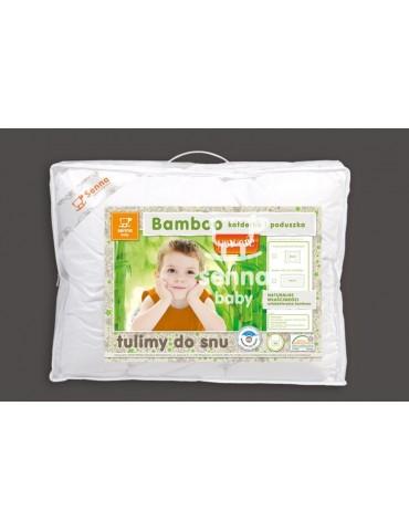 Kołderka i poduszka Bamboo Senna Baby