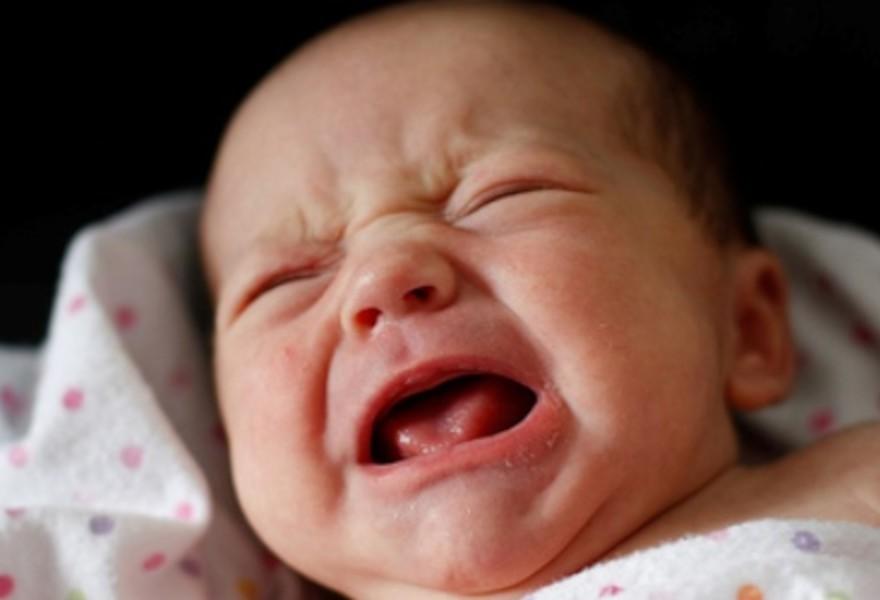 Co oznacza płacz dziecka?