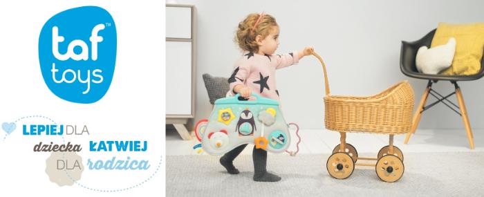 Taf Toys - zabawki dla Twojego dziecka