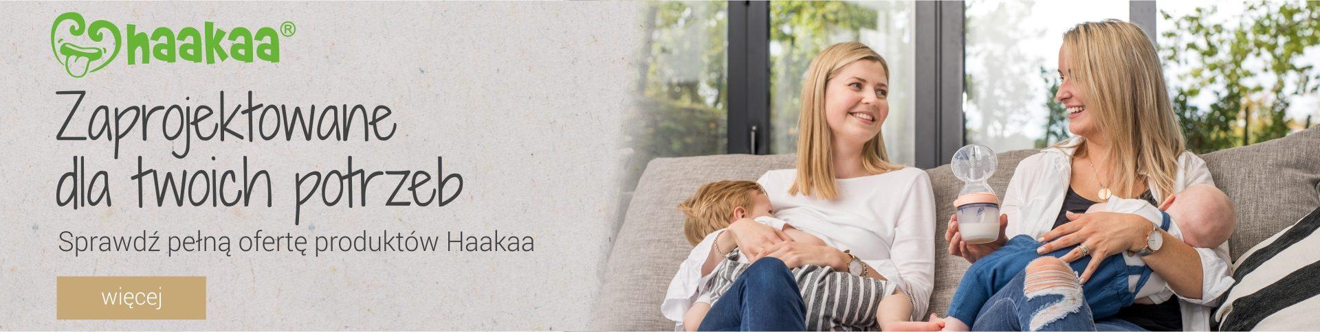 Haakaa - produkty dla Dziecka i Mamy