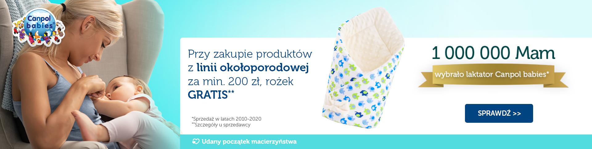 Canpol Babies - kampania okołoporodowa