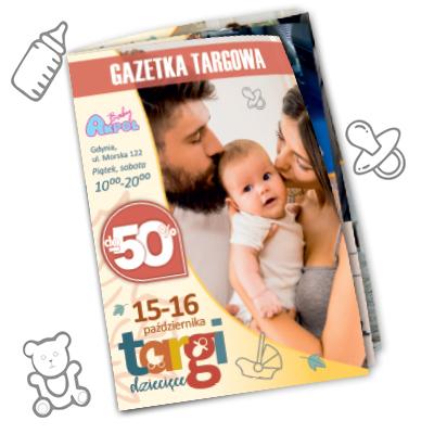 Targi Akpol Baby Gdynia - Gazetka Targowa