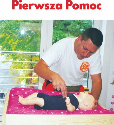 Targi Akpol Baby Gdynia - Warsztaty z Pierwszej Pomocy