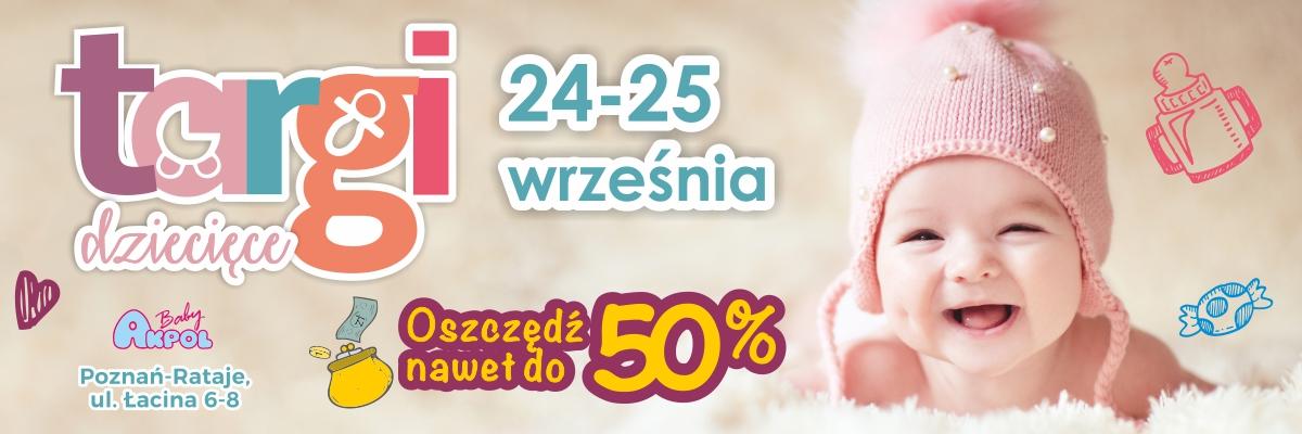 Targi Dziecięce Akpol Baby w Poznaniu