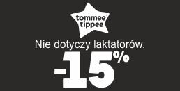 eTargi w AkpolBaby - rabat do 20% na akcesoria dla dzieci od Tommee Tippee