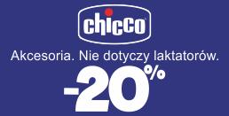 eTargi w AkpolBaby - rabat do 20% na akcesoria dla dzieci od Chicco