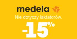 eTargi w AkpolBaby - rabat do 15% na akcesoria dla dzieci od Medela