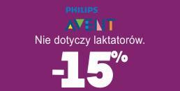 eTargi w AkpolBaby - rabat do 15% na akcesoria dla dzieci od Avent