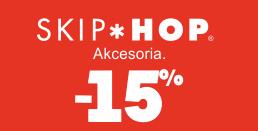 eTargi w AkpolBaby - rabat do 15% na akcesoria dla dzieci od Skip Hop