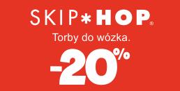 eTargi w AkpolBaby - rabat do 20% na torby do wózka od Skip Hop
