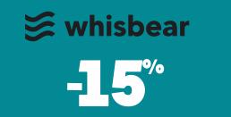 eTargi w AkpolBaby - rabat do 15% na akcesoria dla dzieci od Whisbear
