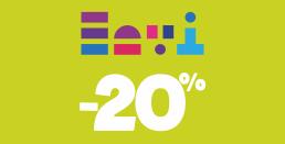 eTargi w AkpolBaby - rabat do 20% na pościel, ciuszki dla dzieci i bieliznę dla mam od Eevi