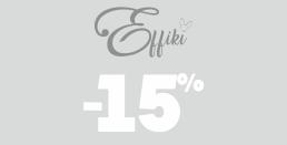 eTargi w AkpolBaby - rabat do 15% na pościel, ciuszki dla dzieci i bieliznę dla mam od Effiki