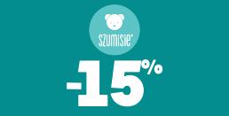 eTargi w AkpolBaby - rabat do 15% na zabawki Szumisie