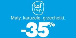 eTargi w AkpolBaby - rabat do 20% na materace i akcesoria do kąpieli Fiki Miki